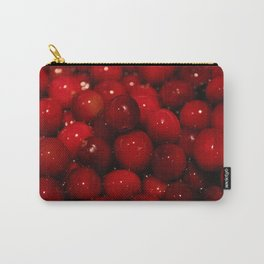 Cranberries Photography Print Carry-All Pouch
