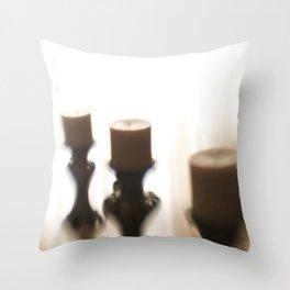 all in a dream Throw Pillow