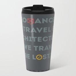 Travel Metal Travel Mug