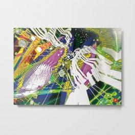 Psycle Metal Print