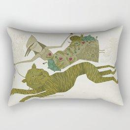 Burning Bright Rectangular Pillow