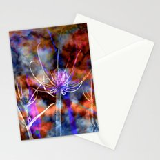 Floral Cloud Spectacle Stationery Cards