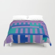 tcanvasmosh18x2a Duvet Cover