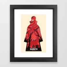 Naruto Shippuden Framed Art Print