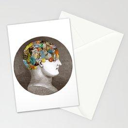 Phrenology Stationery Cards