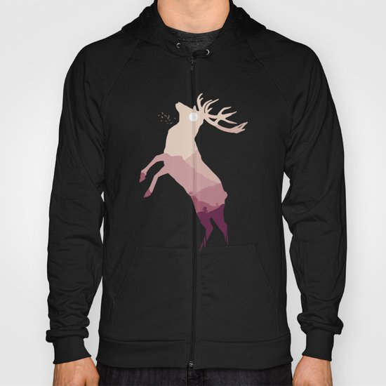 Into The Wild Hoody