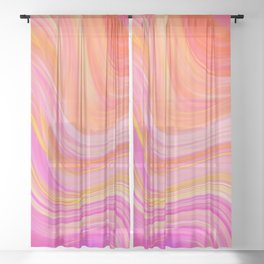 Gleas Sheer Curtain
