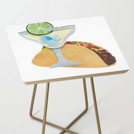 Taco Tuesday Side Table
