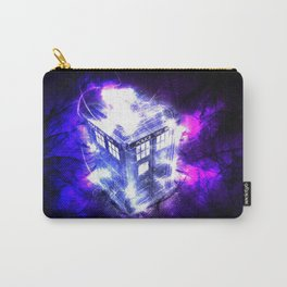 Tardis Light Carry-All Pouch