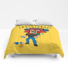 I'm the Chuggernaut, bitch! Comforters
