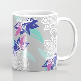 Native Flowers Coffee Mug