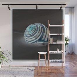 Glowing Snail Wall Mural