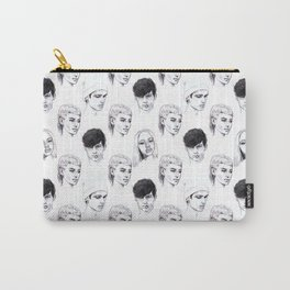 pierced Carry-All Pouch