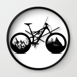 Enduro Wall Clock