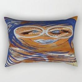 Miss SilverSpoon tetkaART Rectangular Pillow