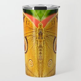 Meadow Argus Butterfly Travel Mug
