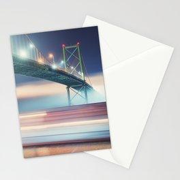 Underneath The Bridge Stationery Cards