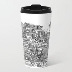 Busy City IV Travel Mug
