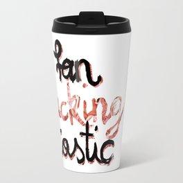 Fan-fu**ing-tastic Travel Mug