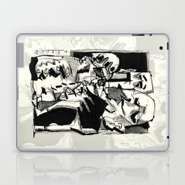 Chapter One: Never Talk with Strangers Laptop & iPad Skin