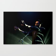 Temper Trap ANALOG zine Canvas Print