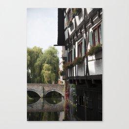German village Canvas Print