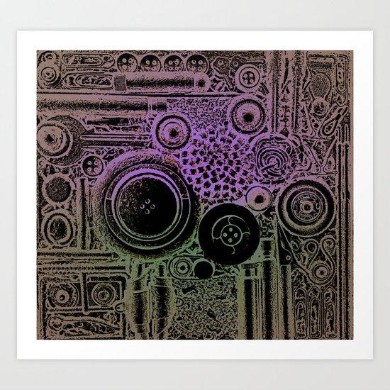 Nr. 460 Art Print