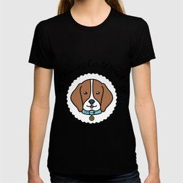 Beagle Dad Funny Love Dog Pet Gift T-shirt