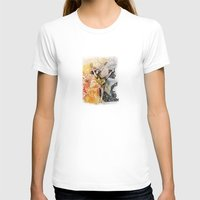 ballet T-shirts featuring Ballet by Andreas Derebucha