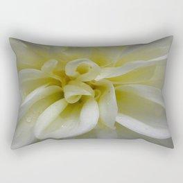 Nature's Dance in White Rectangular Pillow