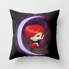 Iori Yagami Throw Pillow