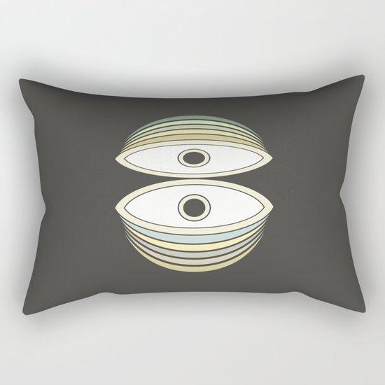 weyeld open - keep you eyes open Rectangular Pillow