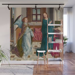 "Albert Bouts ""The Annunciation"" Wall Mural"