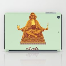 The Lebowski Series: The Dude iPad Case