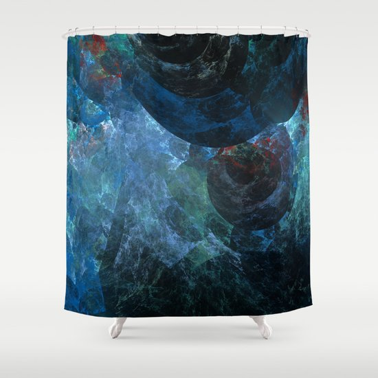 Beneath The Sea Shower Curtain