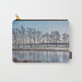 Winter in Holand Carry-All Pouch