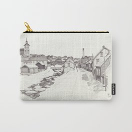 Norwegian Village Carry-All Pouch