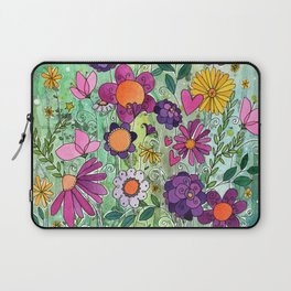 Purple Plum Parfait Laptop Sleeve
