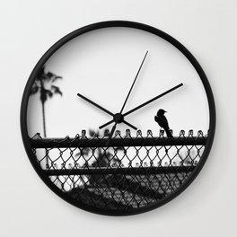 Days Go By Wall Clock