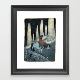 Atreyu Framed Art Print