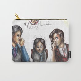 Hannibal - We miss Him Carry-All Pouch