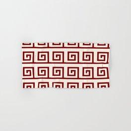 Antic pattern 1 Hand & Bath Towel