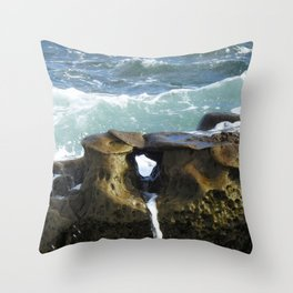 A Moment of Calm (All proceeds dontated to Children of Fallen Patriots Foundation) Throw Pillow