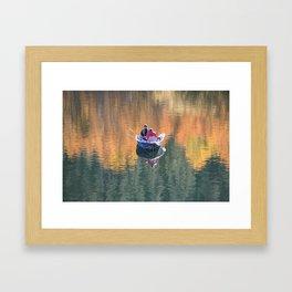 June Lake Framed Art Print