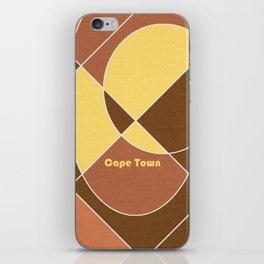 Cape Town Mosaic iPhone Skin