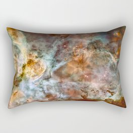 Carina Nebula, Star Birth in the Extreme - High Quality Image Rectangular Pillow