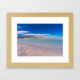 Piedras Rojas (Red Rocks), San Pedro de Atacama Desert, Chile 2 Framed Art Print
