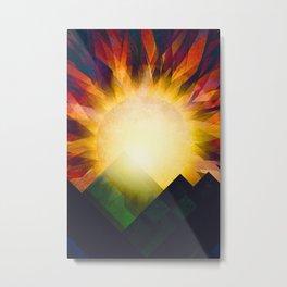All i need is sunshine Metal Print