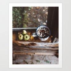 Taste of Autumn Art Print