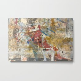 Surfaces.11 Metal Print